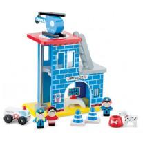 Politiebureau, New Classic Toys
