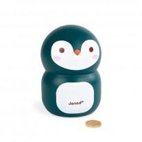 Spaarpot pinguin, Janod