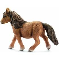 Shetland pony merrie, Schleich