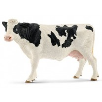Holstein zwartbonte koe, Schleich
