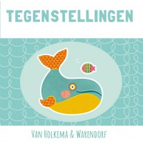Tegenstellingen kartonboek