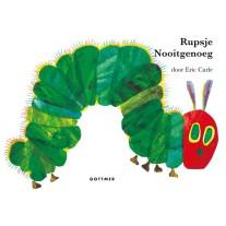 Rupsje Nooitgenoeg, kartonboek