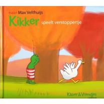 Kikker speelt verstoppertje, Max Velthuijs