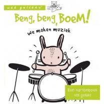 Beng, beng, Boem geluidenboek, Wee Gallery