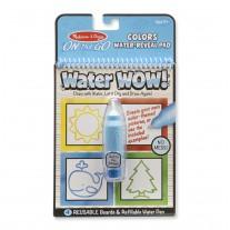 Water Wow Kleuren en Vormen, Melissa & Doug