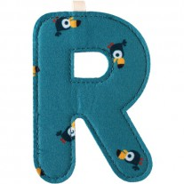 Stoffen letter R, Lilliputiens
