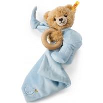 3-in-1 Slaap zacht beer blauw, Steiff