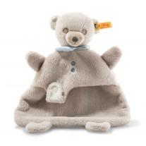 Hello Baby knuffeldoek beer Levi, Steiff