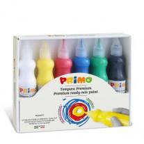 Plakkaatverf 6 kleuren, Primo