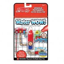 Water Wow Doolhof voertuigen, Melissa & Doug