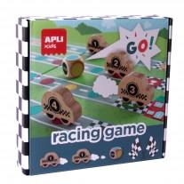 Race spel, Apli