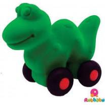 Dino op wielen, Rubbabu