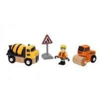 Constructie voertuigen, Brio