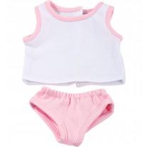 Roze ondergoed pop, Goetz