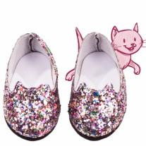 Schoentjes glitterkat pop S, Goetz