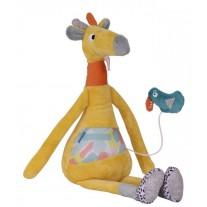 Muziekdoos giraf Billie, Ebulobo