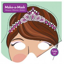 Make-a-Mask Prinsessen, Mudpuppy