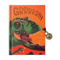 Dagboek met slot Dinosaurus, Mudpuppy