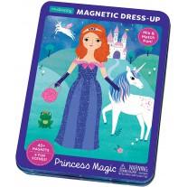 Princess Magic magnetische verkleedpoppen, Mudpuppy