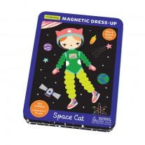 Space Cat magnetische verkleedpoppen, Mudpuppy