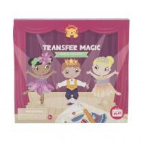 Transfer Magic Dansvoorstelling, Tiger Tribe