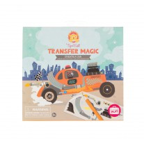 Transfer Magic Auto's, Tiger Tribe