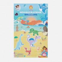 Speelboek Dino Island, Tiger Tribe