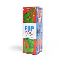 Flip Zoo Rainforest magneetblokken Crocodile Creek