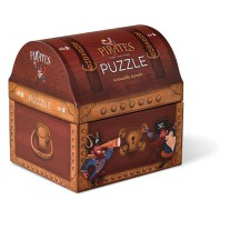 Puzzelbox Piraten, Crocodile Creek