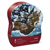 Puzzel Piraten, Crocodile Creek