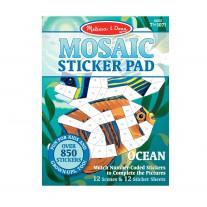 Stickermozaiek Oceaan, Melissa & Doug