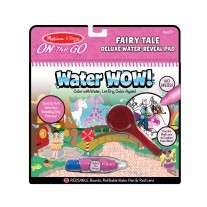 Water Wow Deluxe Sprookjes, Melissa & Doug