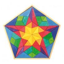 Houten puzzel Vinci, Grimm's