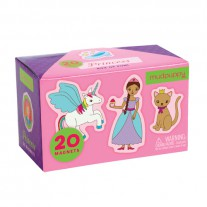 20 Magneten Prinses, Mudpuppy