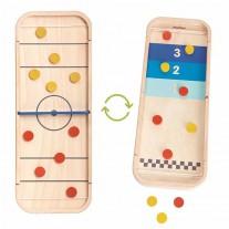 Sjoel- en shufflespel, Plan Toys