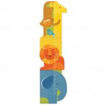 Groeimeter wilde dieren, Petit Collage