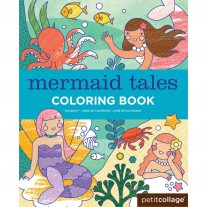 Kleurboek Zeemeerminnen, Petit Collage