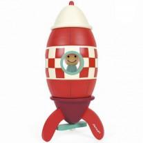Magneetset raket Groot, Janod
