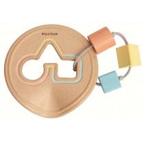 Vormenplank pastel, Plan Toys