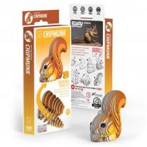 Eekhoorn, 3D bouwpakket, Eugy