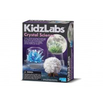 Crystal Science, 4M KidzLabs