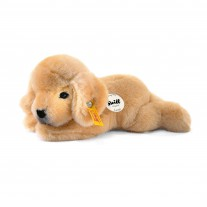 Lumpi golden retriever puppy 22 cm, Steiff