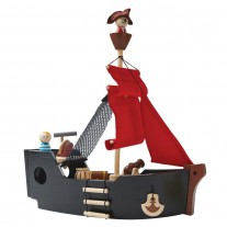 Piratenschip, Plan Toys
