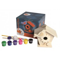 Vogelhuisje schilderen, Egmont Toys