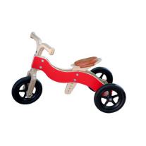 Dijk-trike rode 2-1 loopfiets, Van Dijk