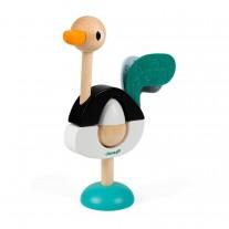 Stapeltoren struisvogel, Janod