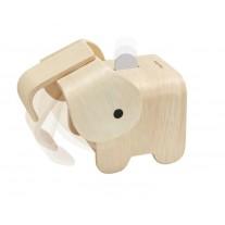 Spaarpot olifant, Plan Toys
