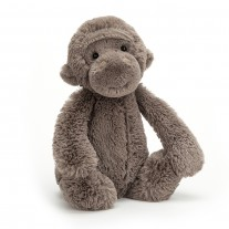Gorilla M, Jellycat Bashful