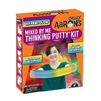 Hypercolor thinking putty kit, Crazy Aarons