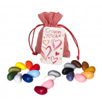 Crayon Rocks Heart Bag, 19 kleuren